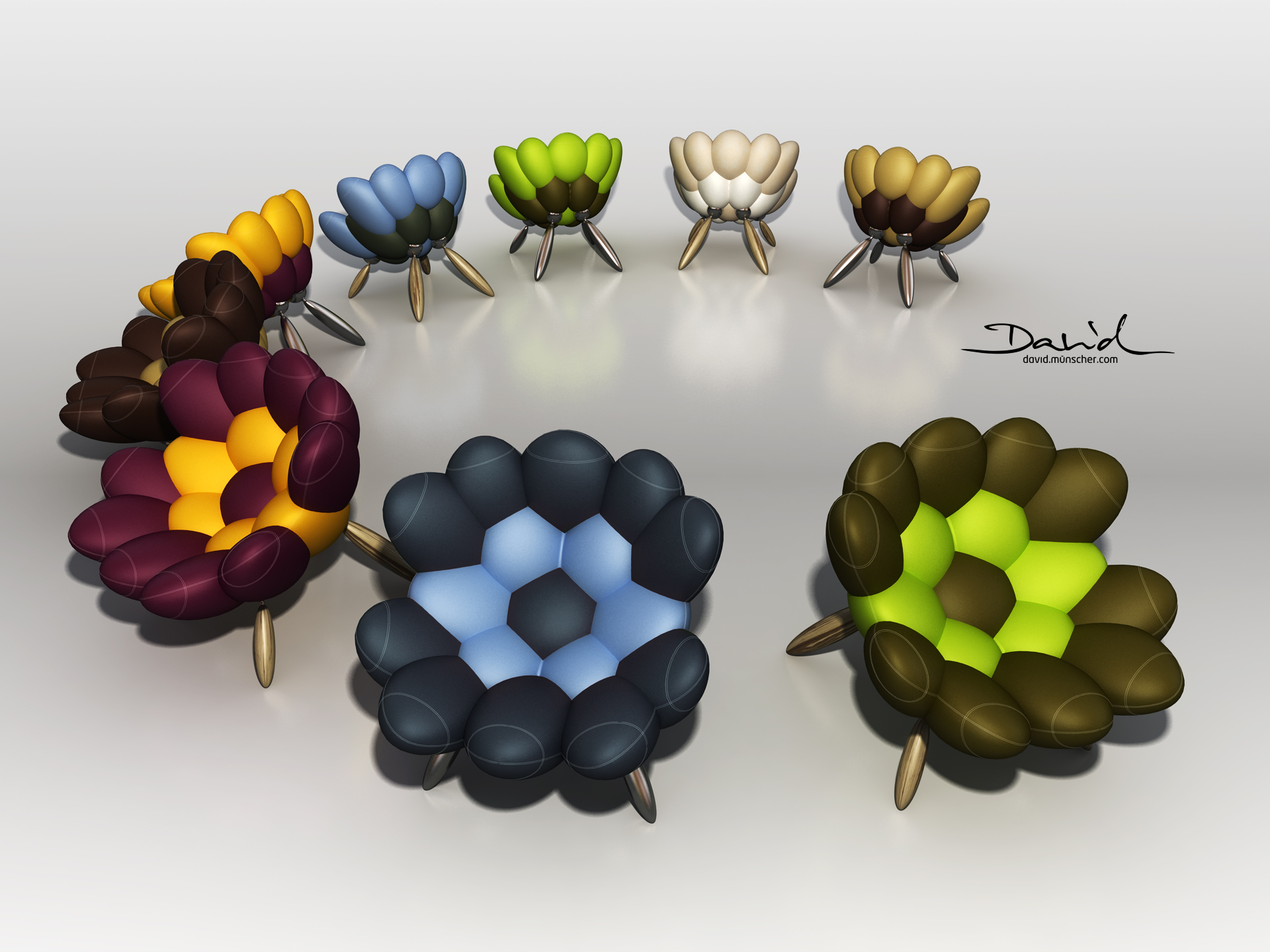 Cell Chair