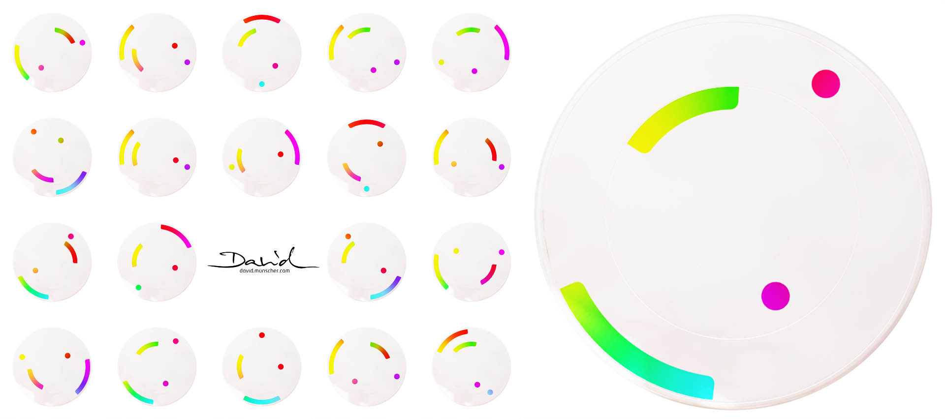 Dot.Dot. | Wallclock