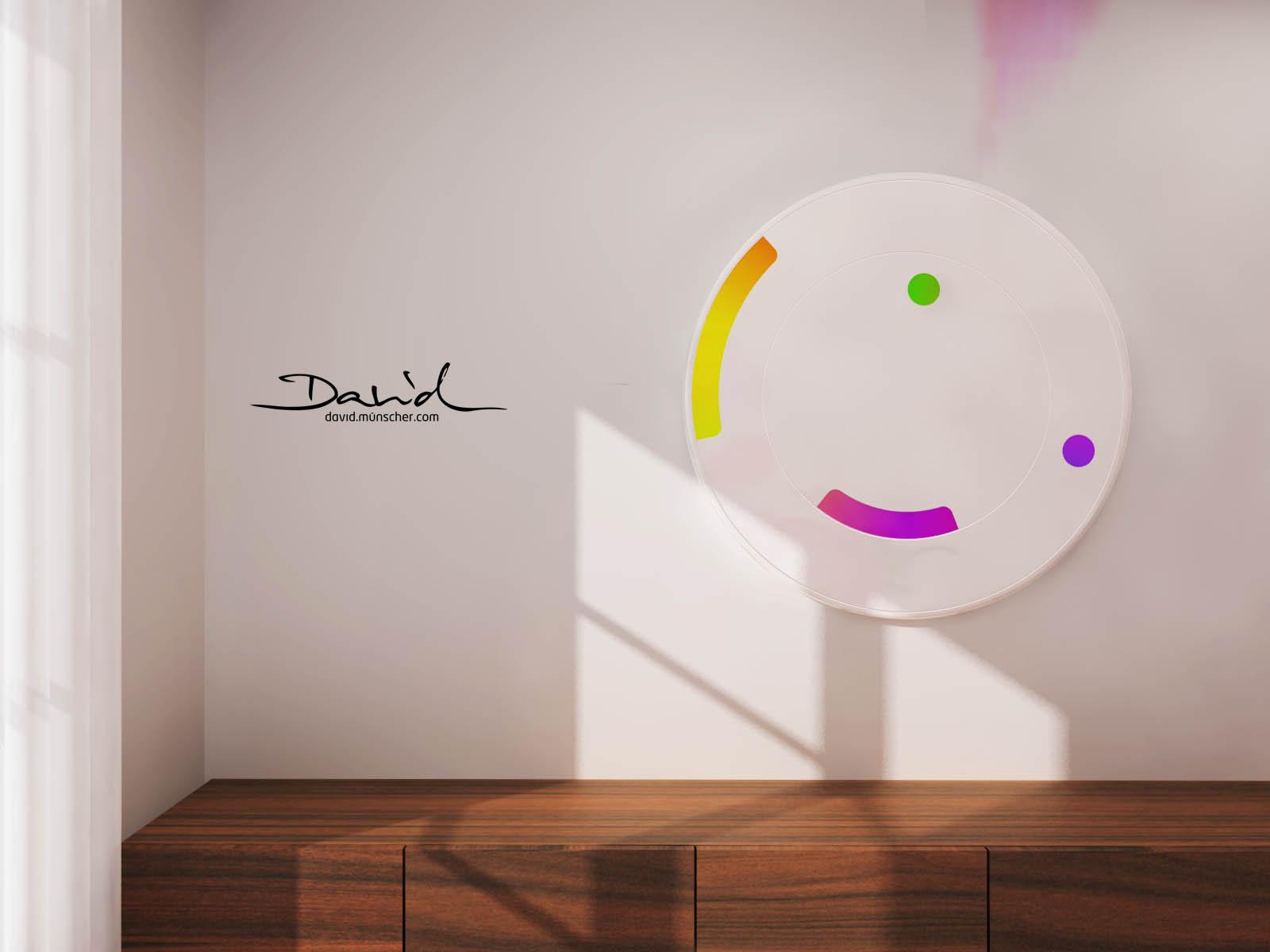 Dot.Dot. | Wallclock