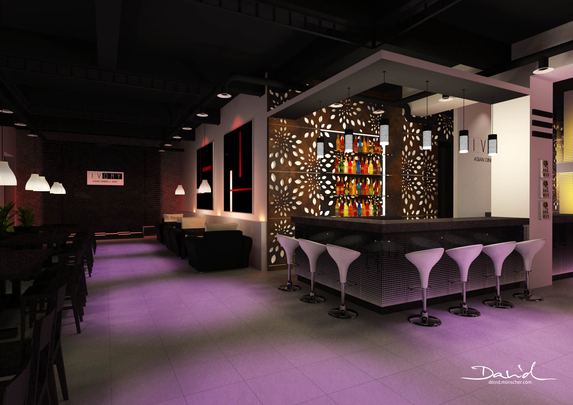 Ivory | Asian Dining & Bar