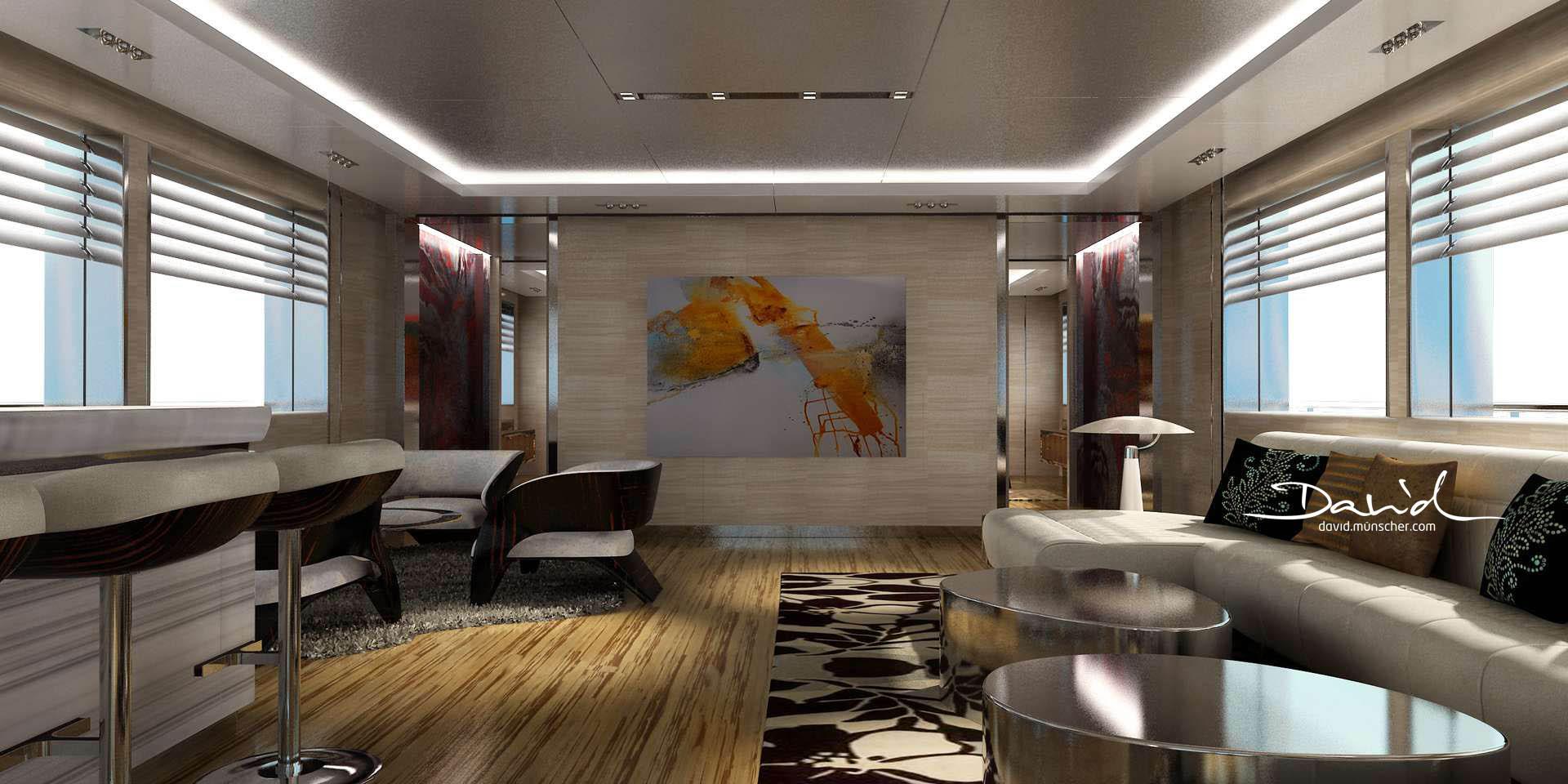 Torro | Yacht Interior