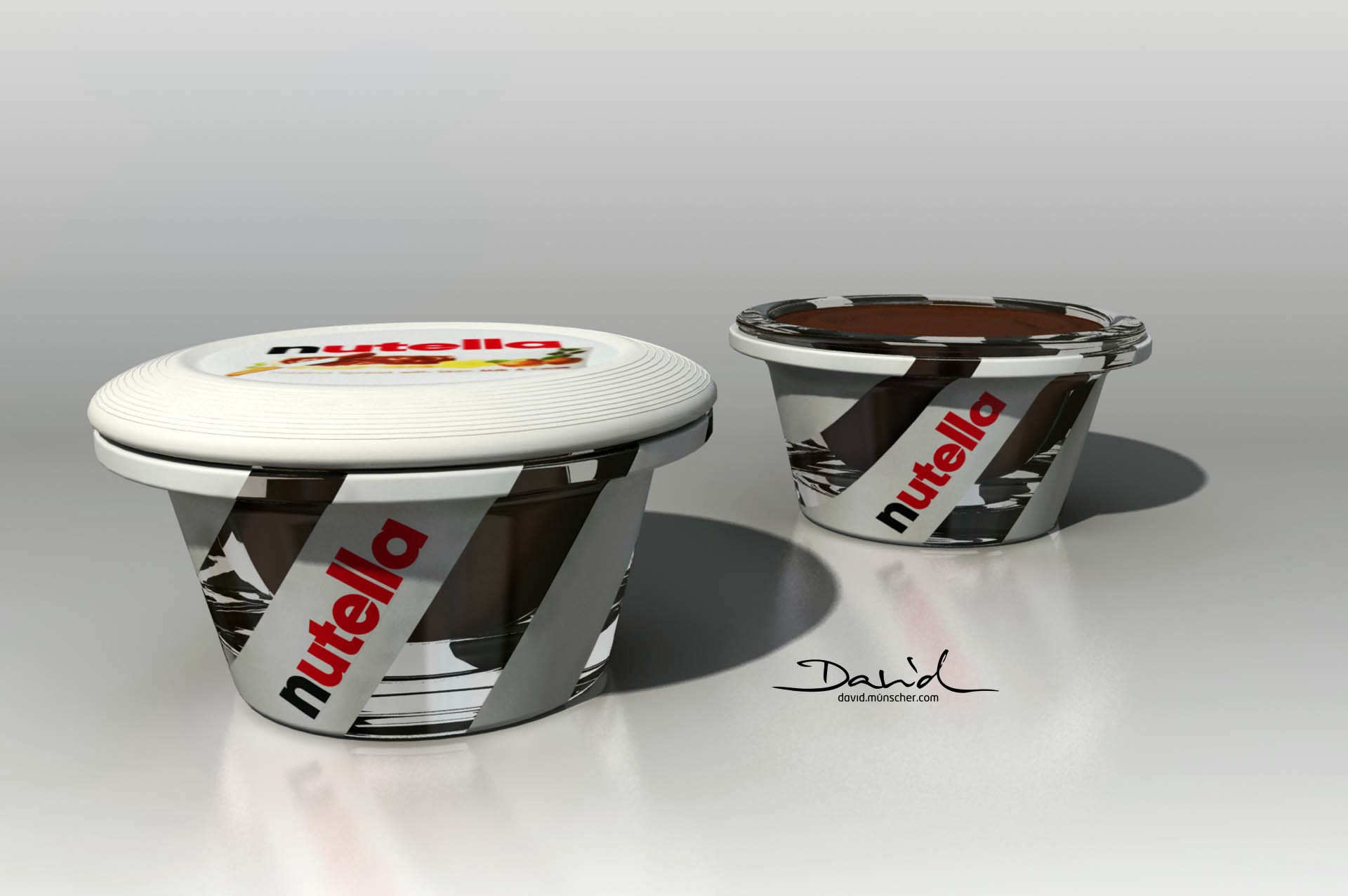 Chocolate Spread | Packaging
