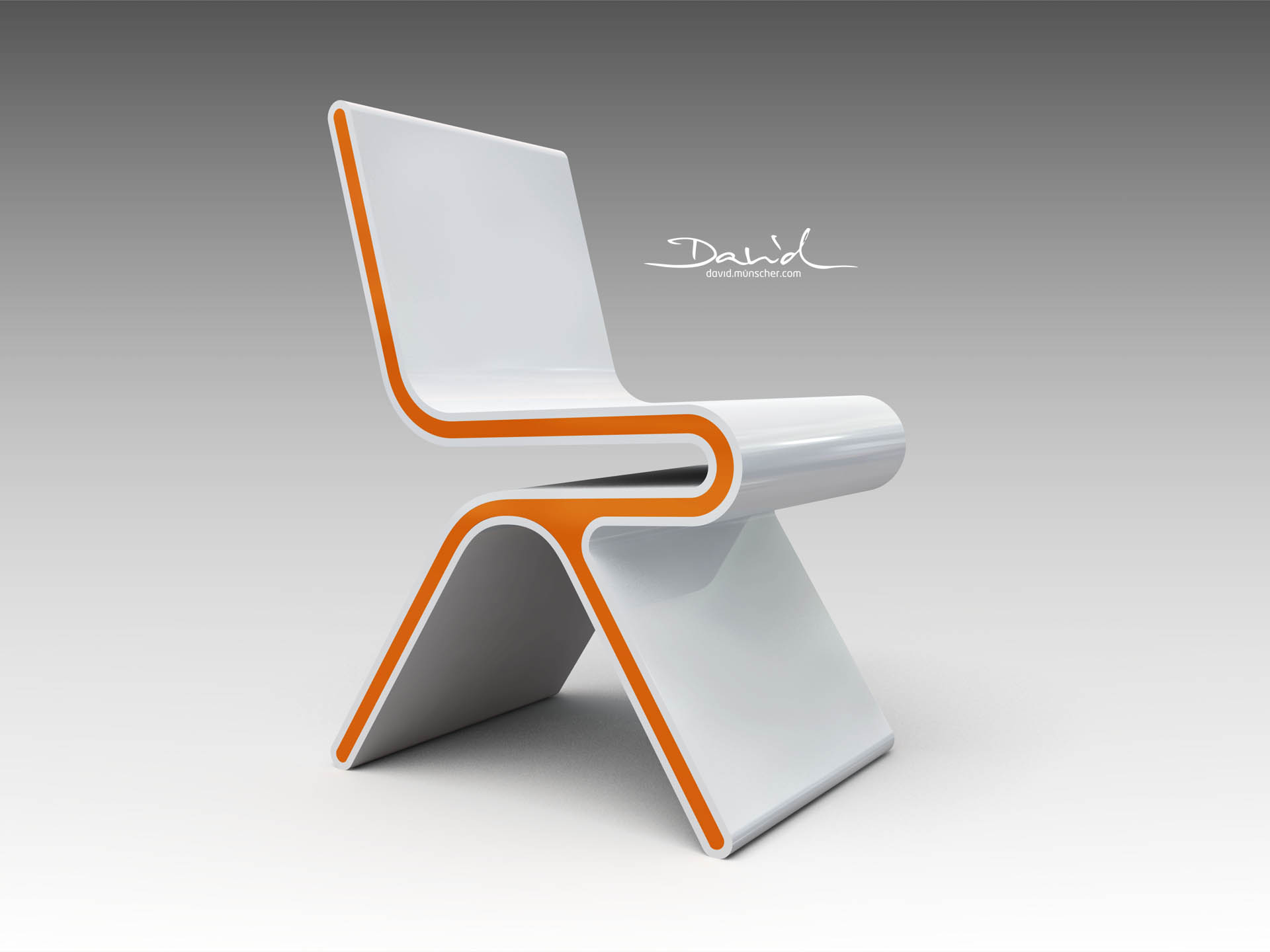 Omega | Chair & Desk