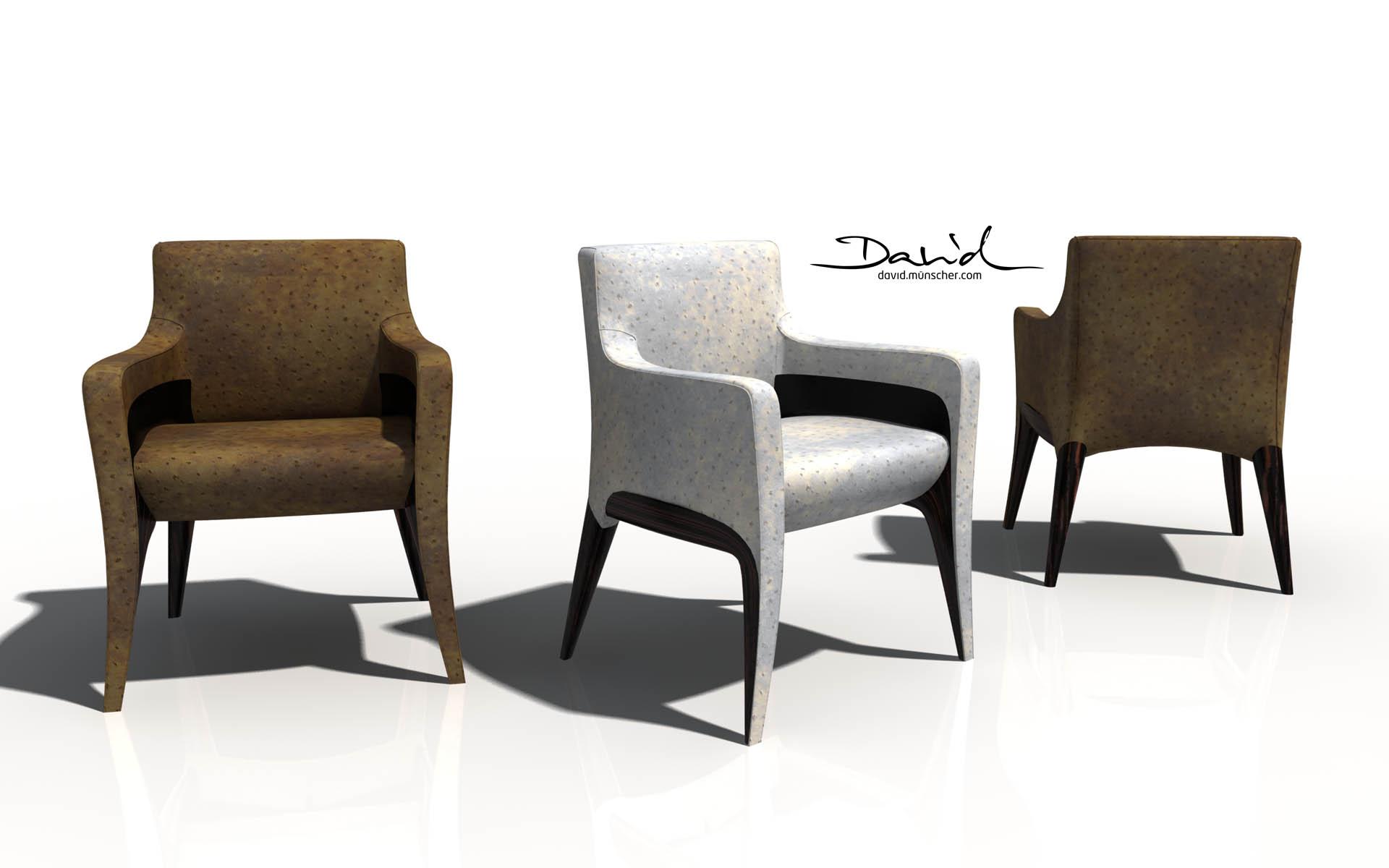 Ostrich Chair   Luxury Furniture