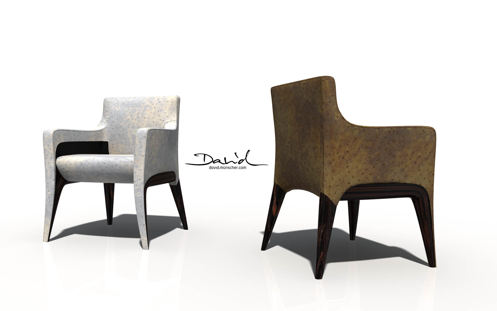 Ostrich Chair | Luxury Furniture