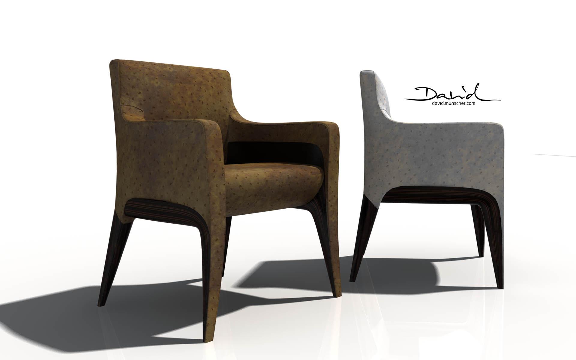 Ostrich Chair | Luxury Furniture