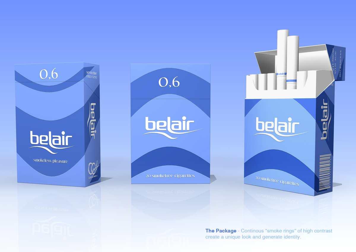 Belair | Smokefree Cigarettes