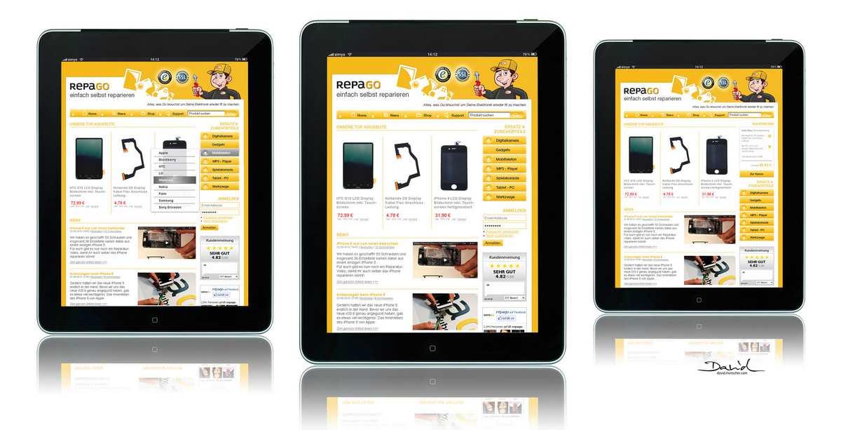 Repago   Webdesign